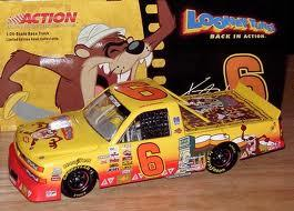 No 6 Taz Looney Toons. Sweet Truck! Wish I could find an image of the real one!