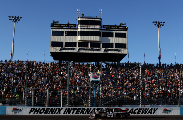 Kevin Wins #19! 2012 AdvoCare 500 NASCAR Cup Race At Phoenix
