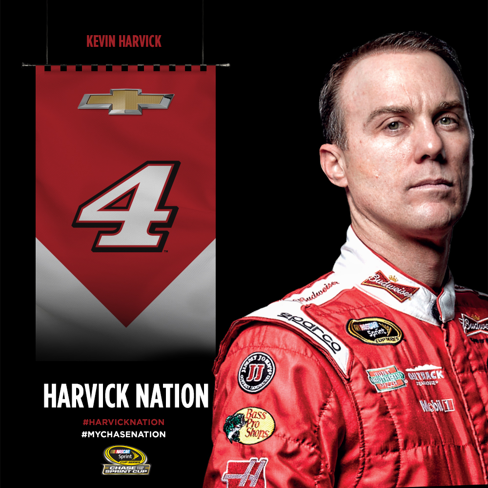 Harvick Nation!!!